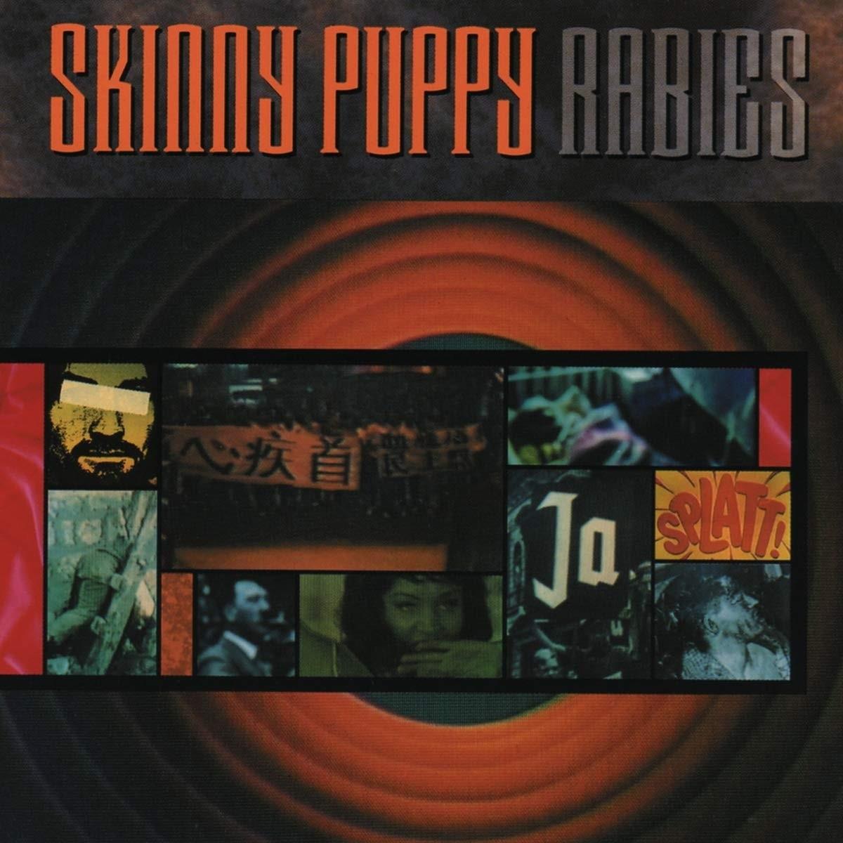 Skinny Puppy - Rabies LP