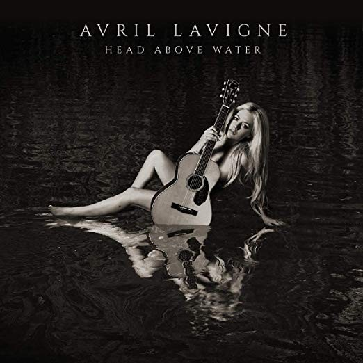 Avril Lavigne - Head Above Water LP
