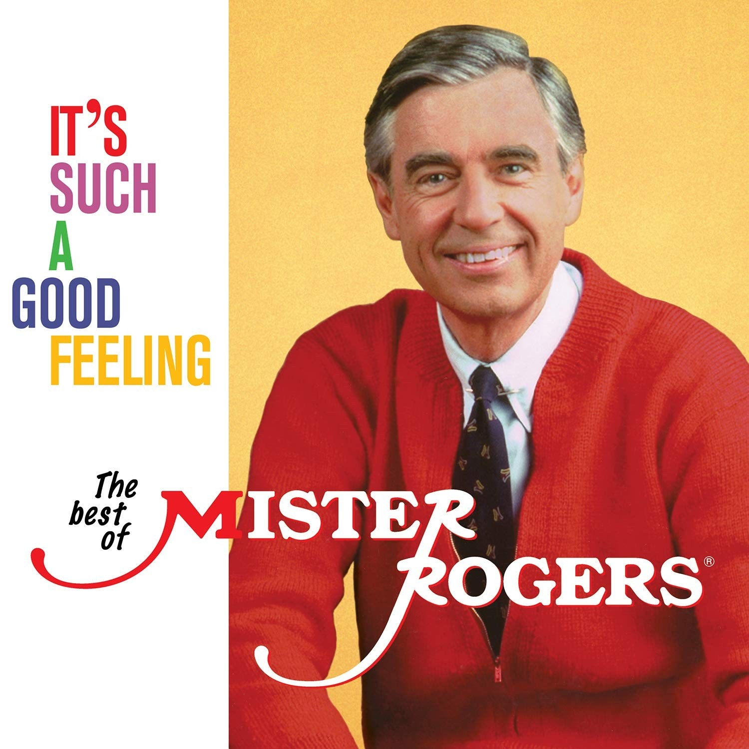 Mister Rogers - It's Such A Good Feeling: The Best Of Mister Rogers Vinyl LP
