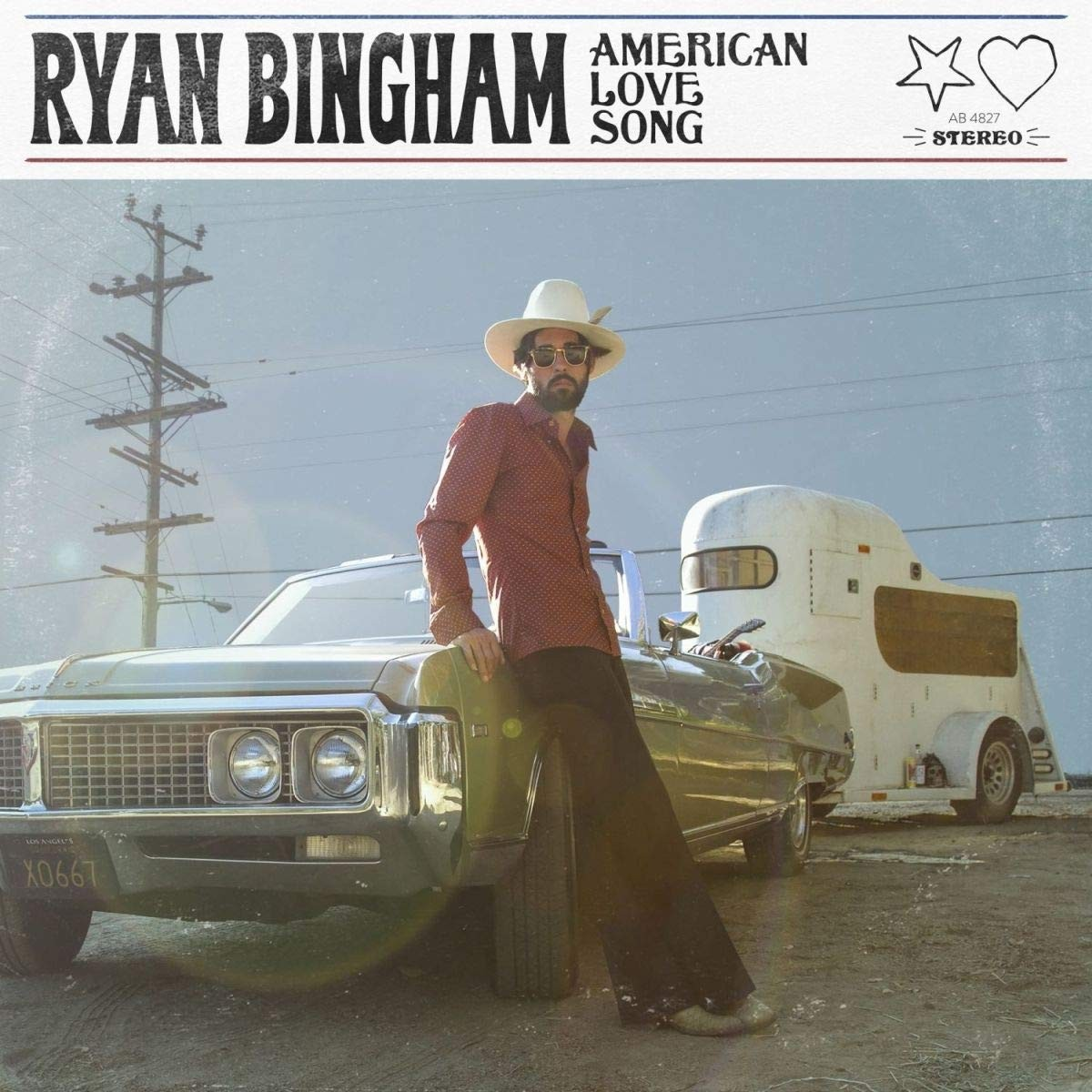 Ryan Bingham - American Love Song 2XLP Vinyl