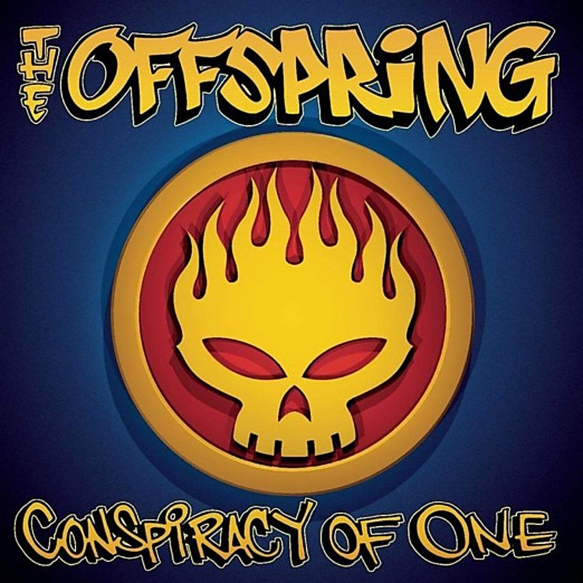 The Offspring - Conspiracy Of One Vinyl LP