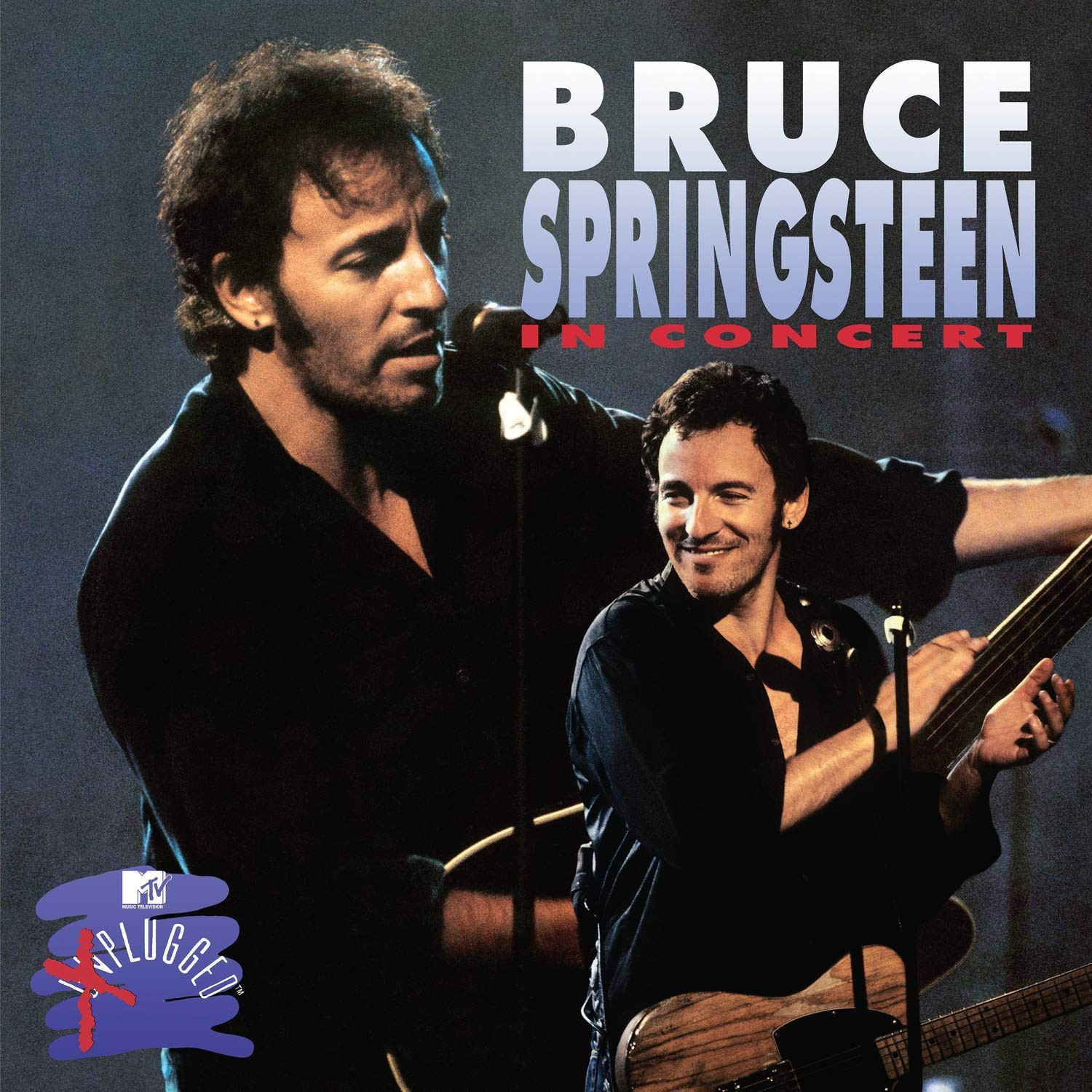 Bruce Springsteen - MTV Plugged 2XLP vinyl