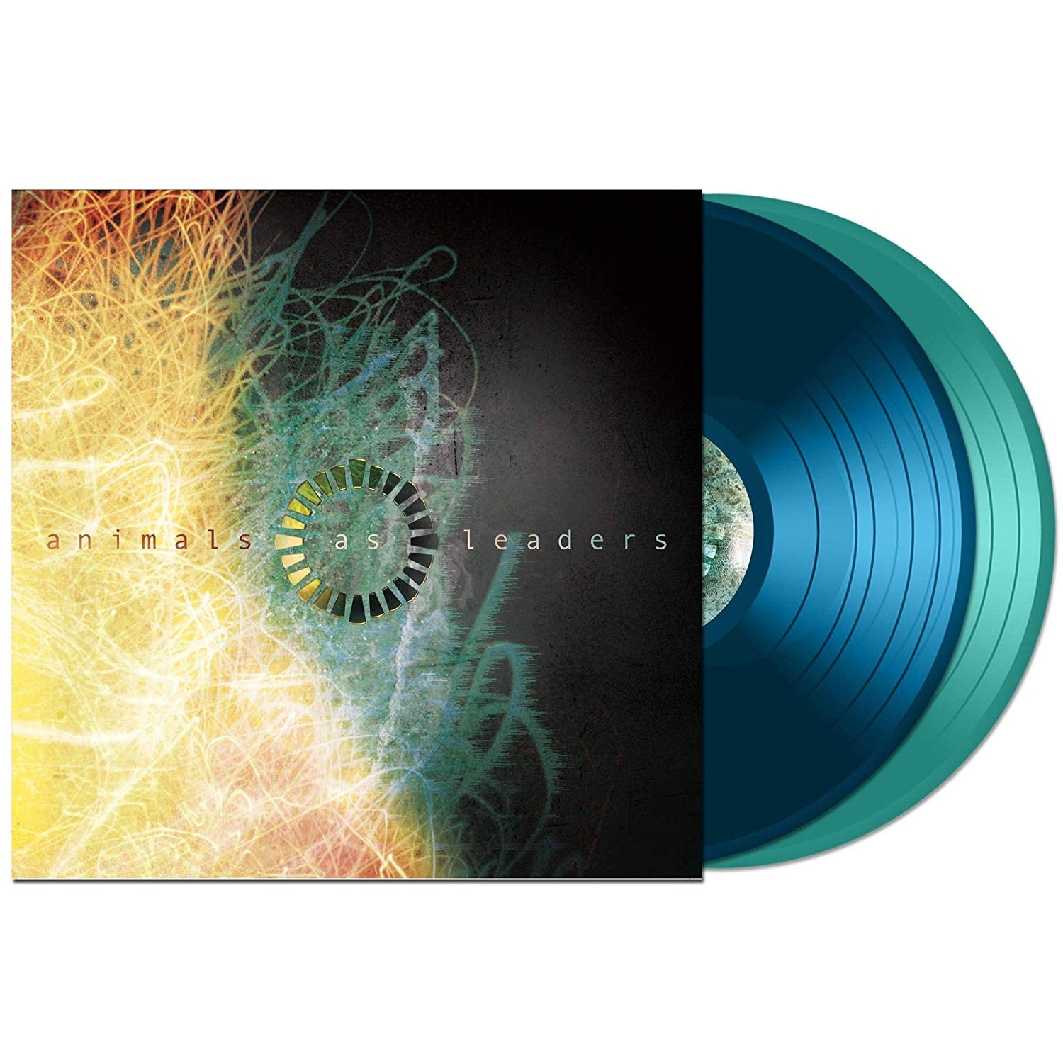 Animals As Leaders - Animals As Leaders (Blue/Green) 2XLP