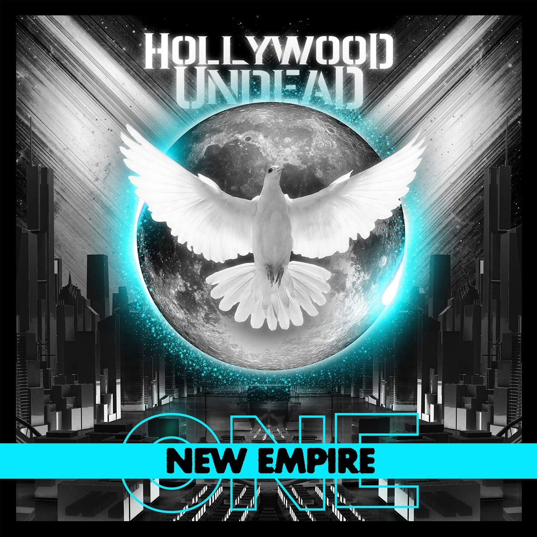 Hollywood Undead - New Empire, Vol. 1 (COLORED) VINYL LP
