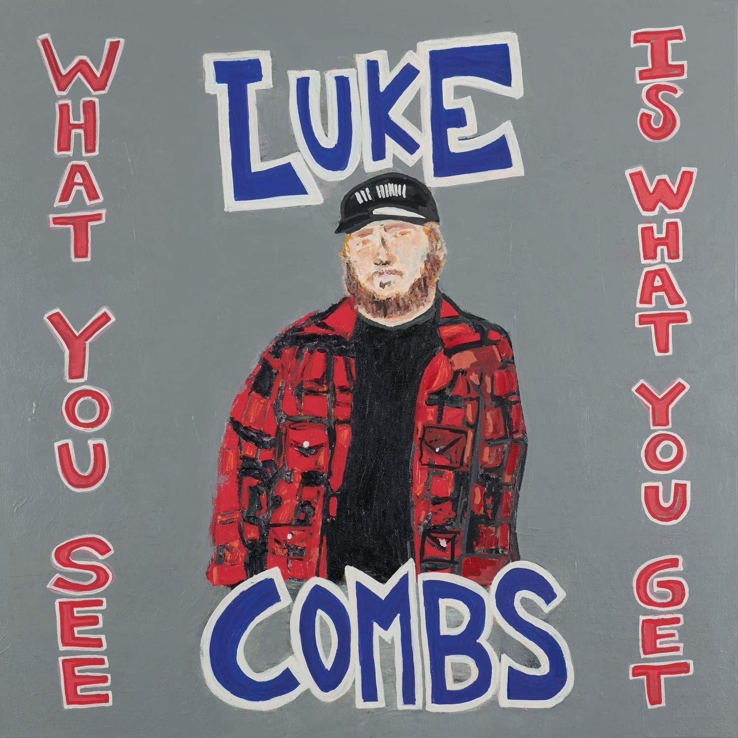 Luke Combs - What You See Is What You Get 2XLP Vinyl