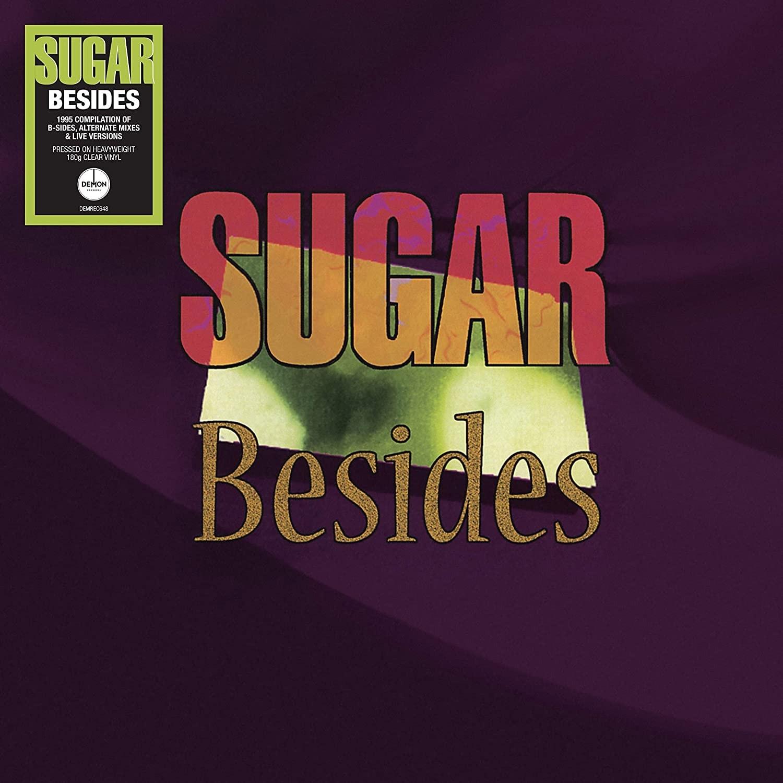 Sugar - Besides (Clear) 2XLP Vinyl
