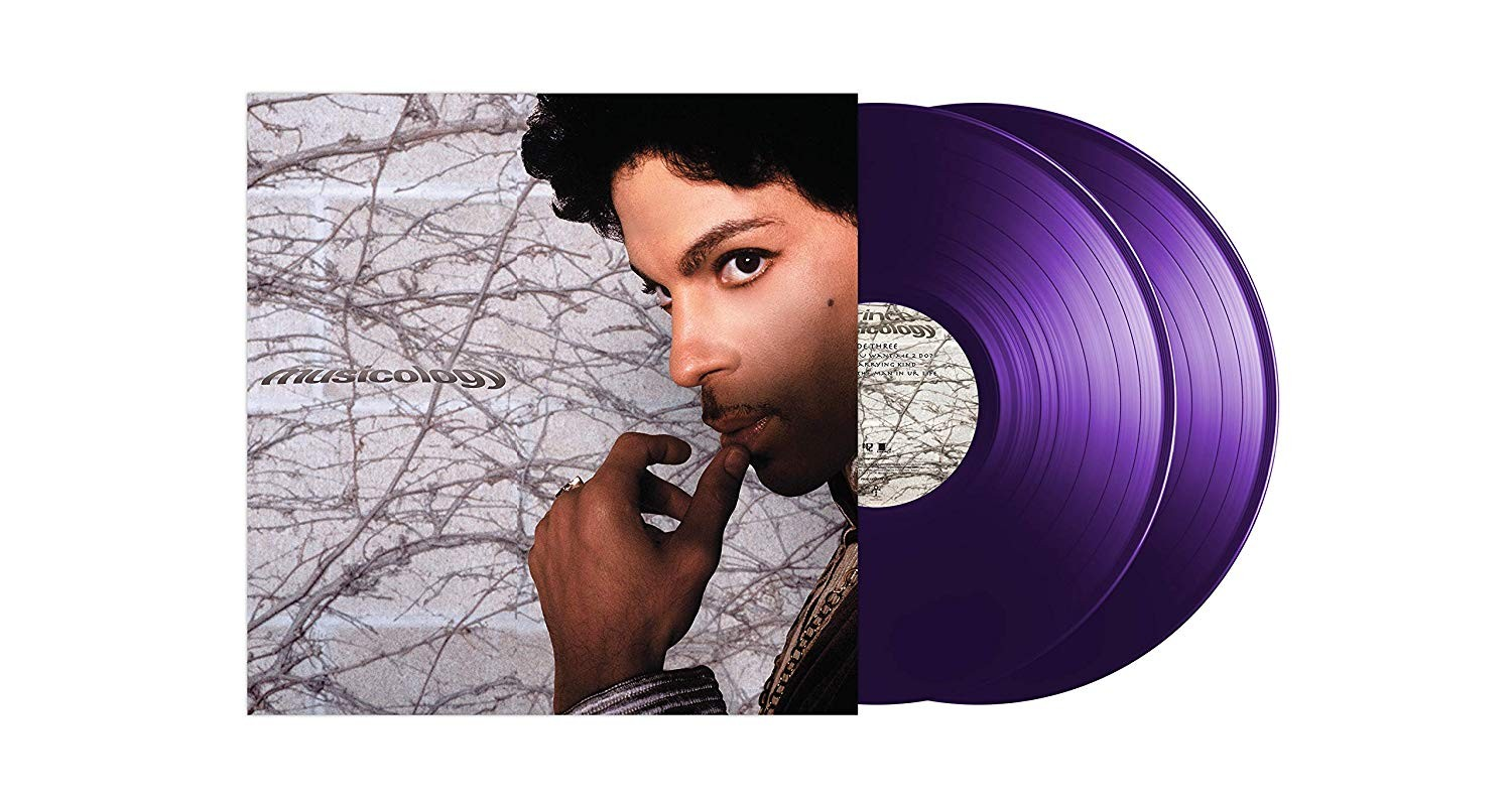 Prince - Musicology 2XLP