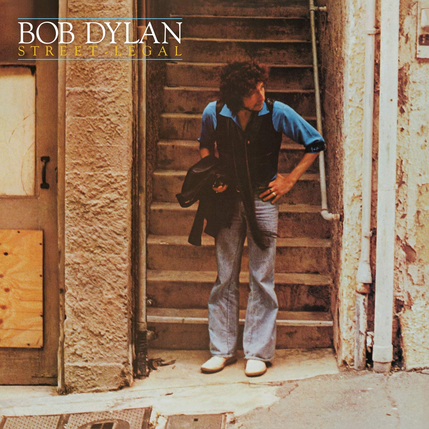Bob Dylan - Street-Legal Vinyl LP