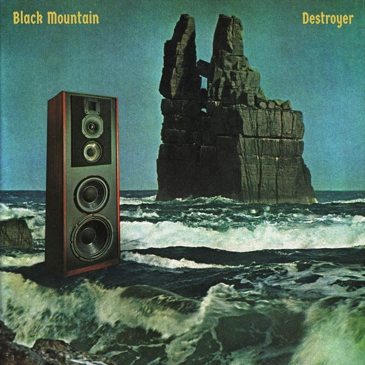 Black Mountain - Destroyer Vinyl LP