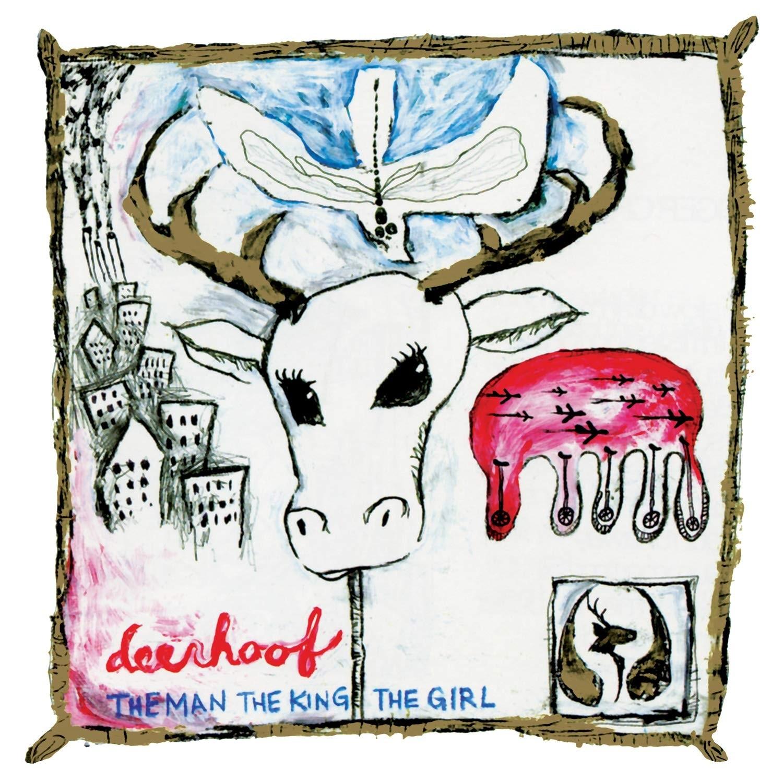 Deerhoof - Man,the King,the Girl LP