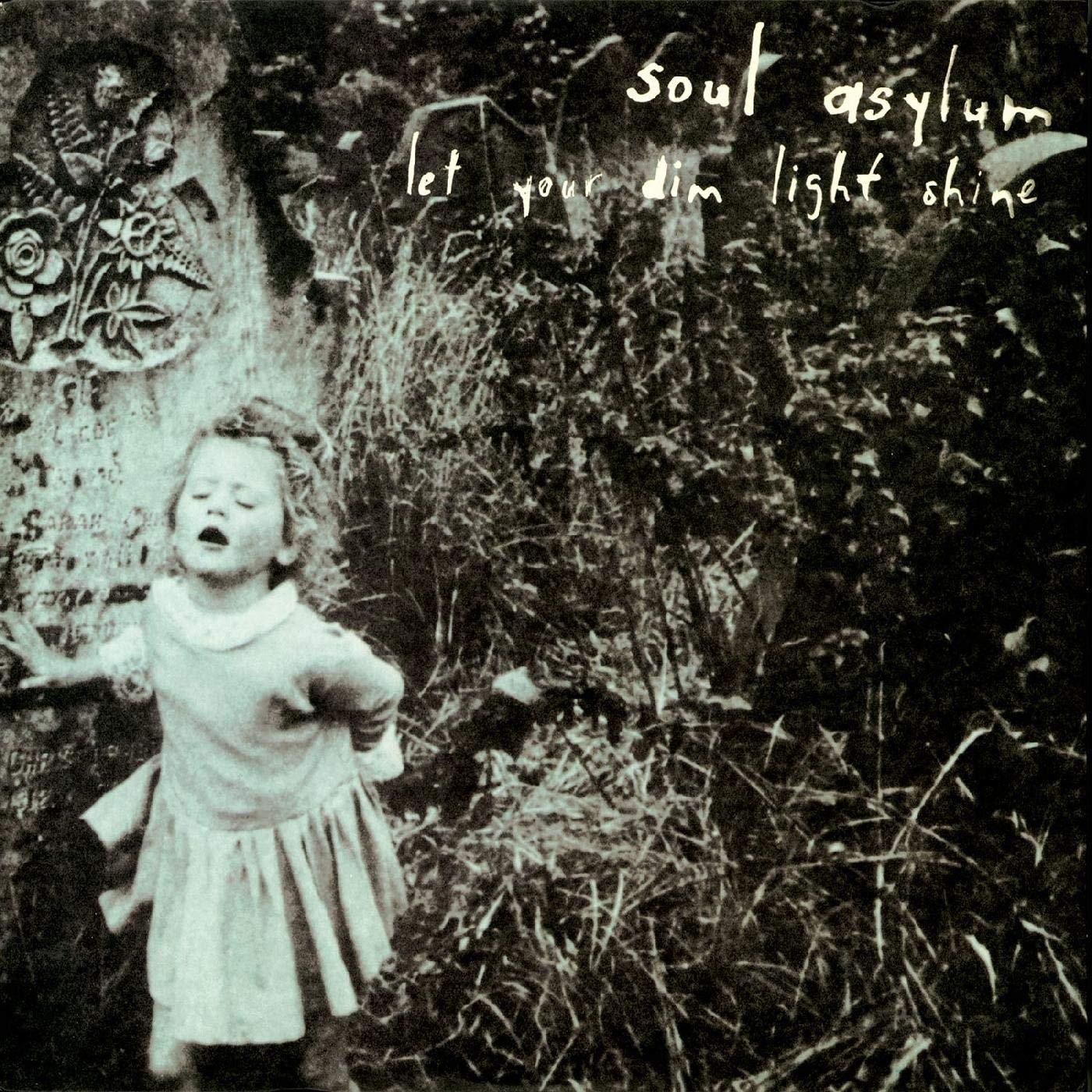 Soul Asylum - Let Your Dim Light Shine (Coke Bottle / Blue Swirl) Vinyl LP
