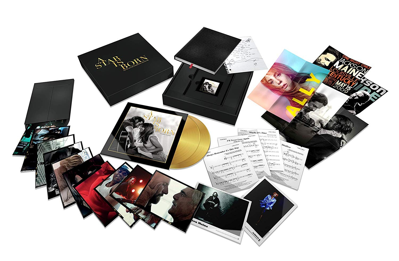 Lady Gaga - A Star is Born Soundtrack (Deluxe) Vinyl Boxset