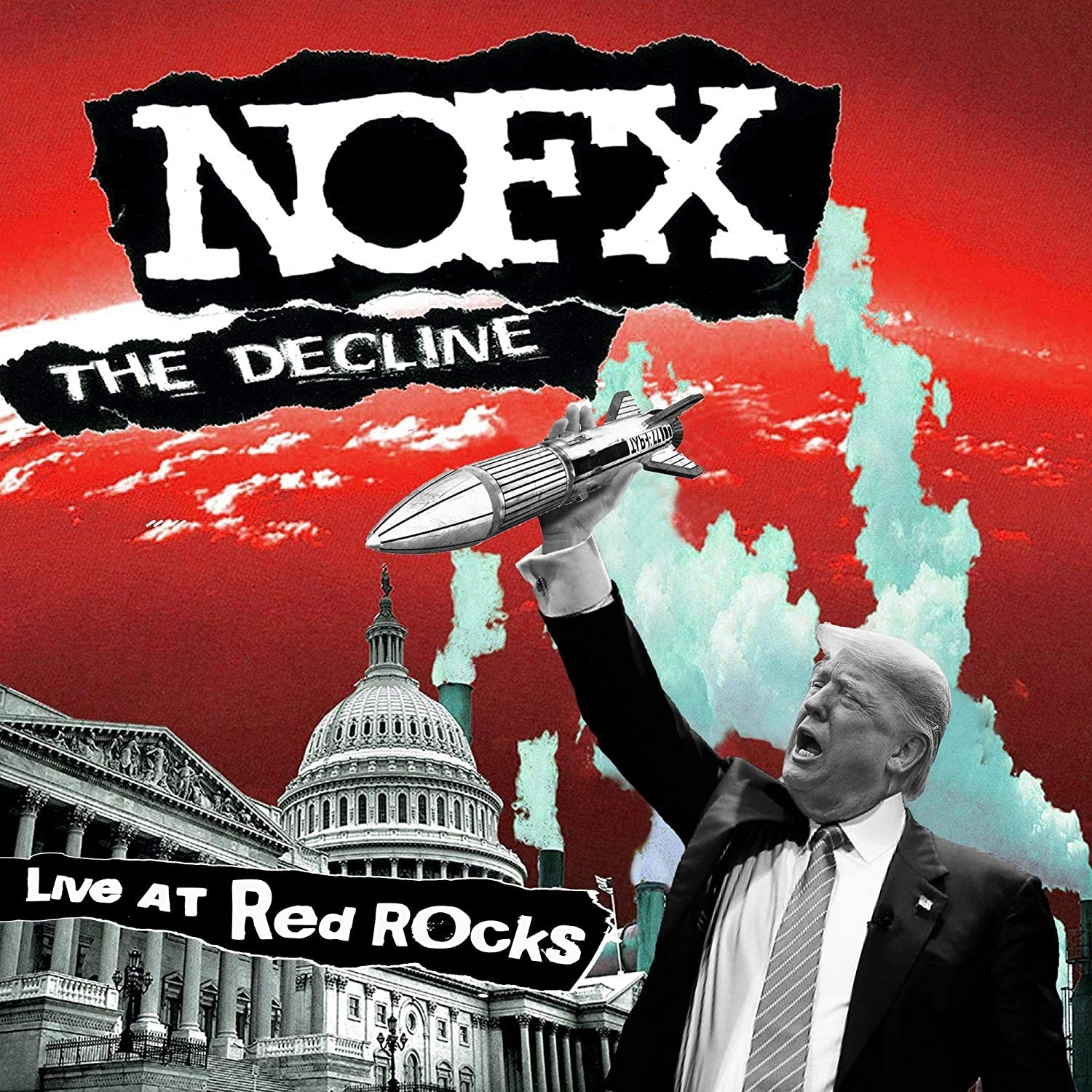 NOFX - The Decline (Live at Red Rocks) Vinyl LP