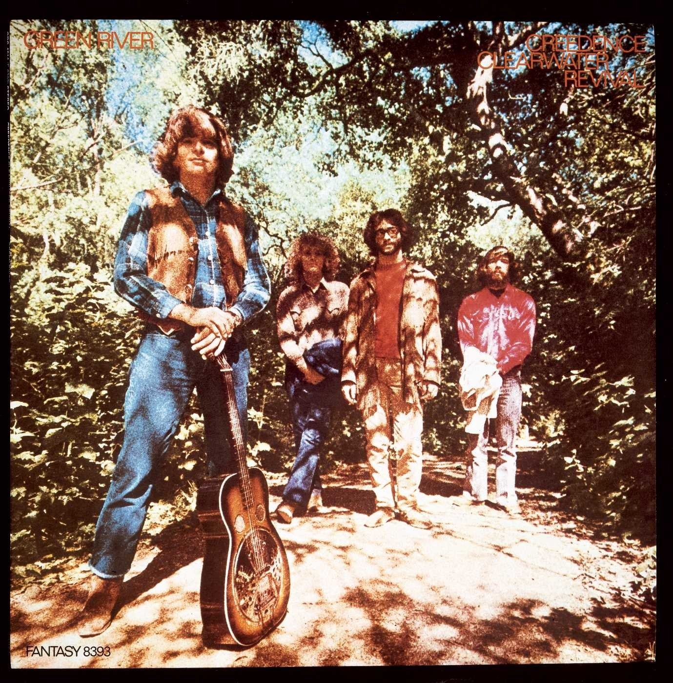 Creedence Clearwater Revival - Green River (1/2 Speed Master) LP