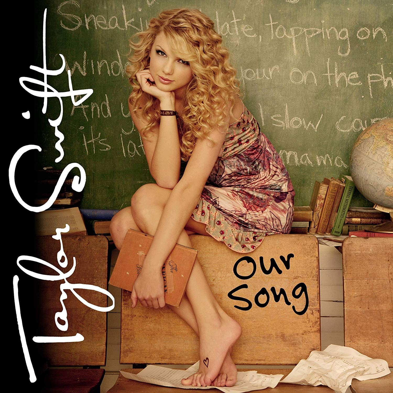 """Taylor Swift - Our Song (Lavender) 7"""" Vinyl"""