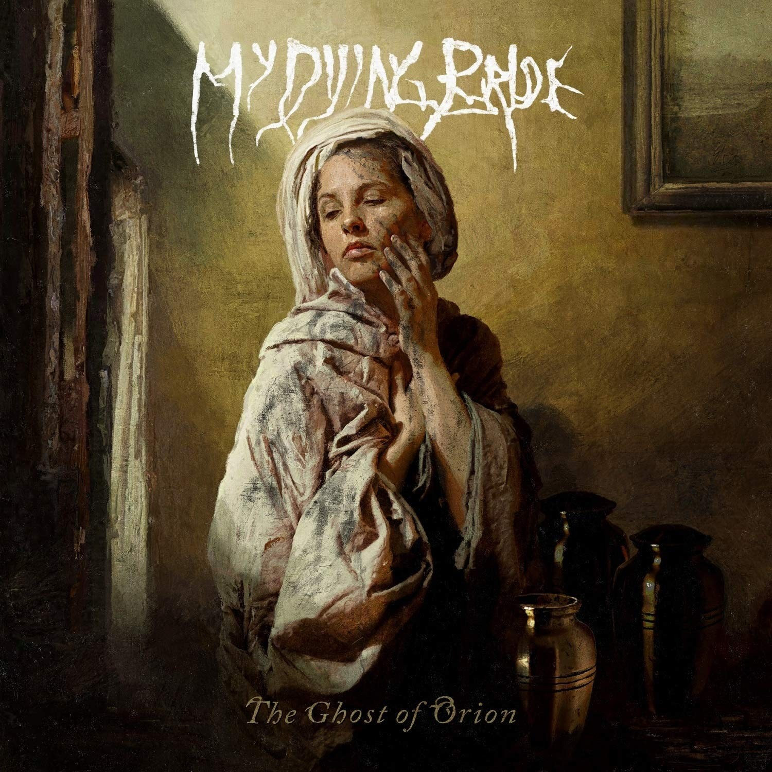 My Dying Bride - The Ghost Of Orion (Gold) 2XLP Vinyl