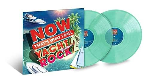 Various Artists - Now Yacht Rock 2 (Seaglass) 2XLP Vinyl