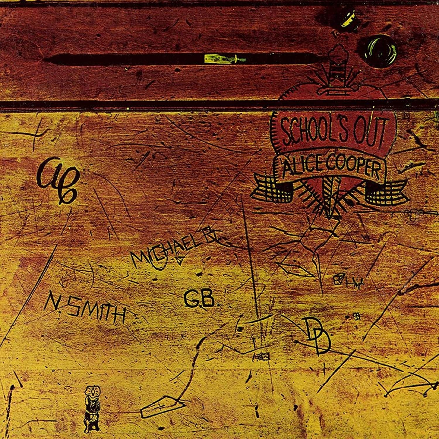 Alice Cooper - School's Out (Limited Edition) LP