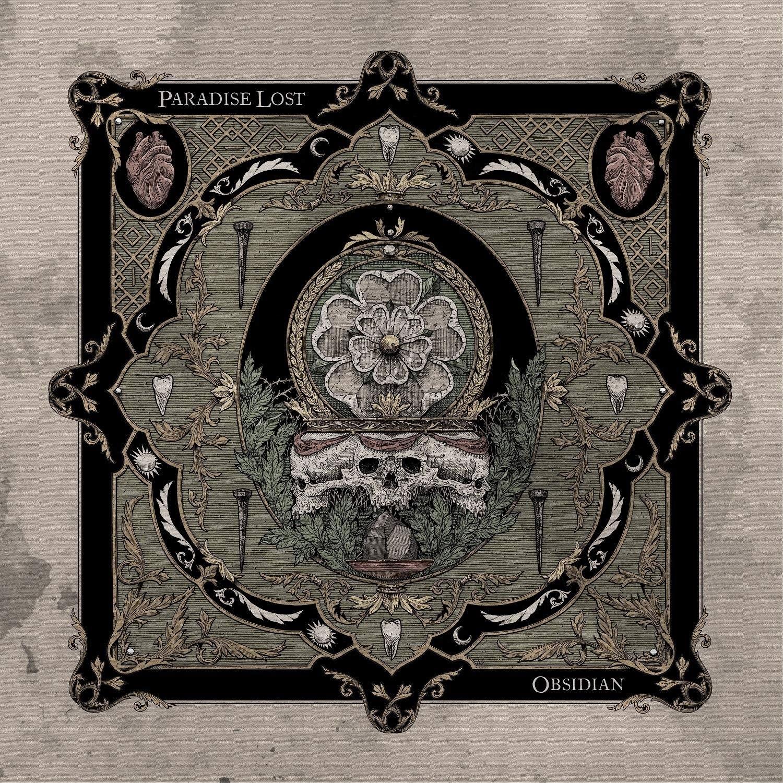 Paradise Lost - Obsidian Vinyl LP