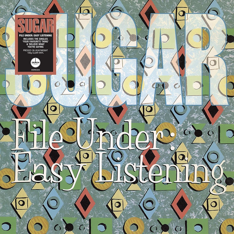 Sugar - File Under Easy Listening (Import) LP
