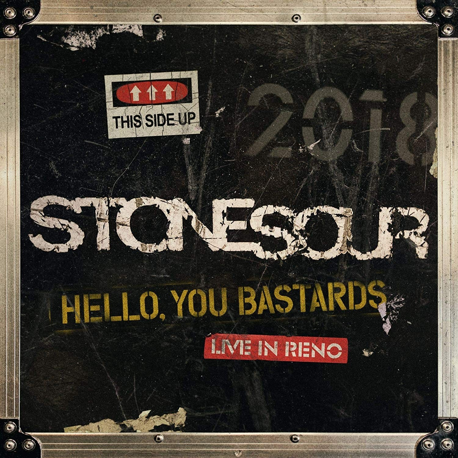 Stone Sour - Hello, You Bastards: Live In Reno 2XLP