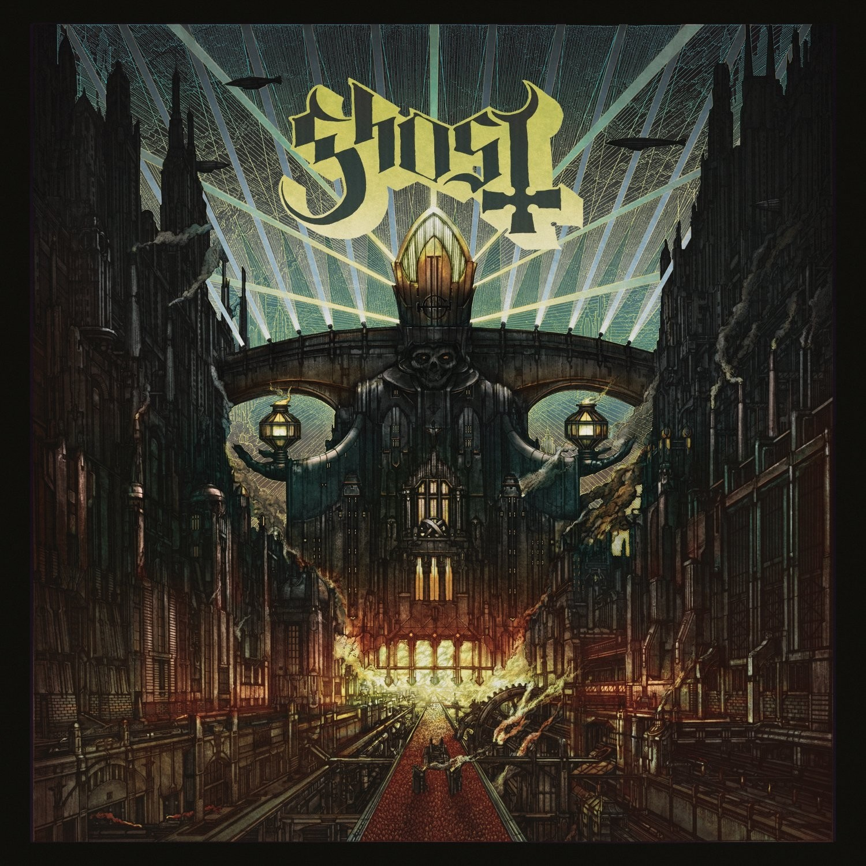 Ghost - Meliora 2XLP