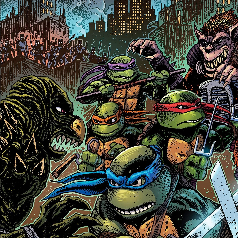 John Duprex - Teenage Mutant Ninja Turtles II: Secret of the Ooze Vinyl LP