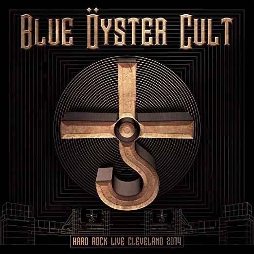Oyster Cult - Hard Rock Live Cleveland 2014 3XLP