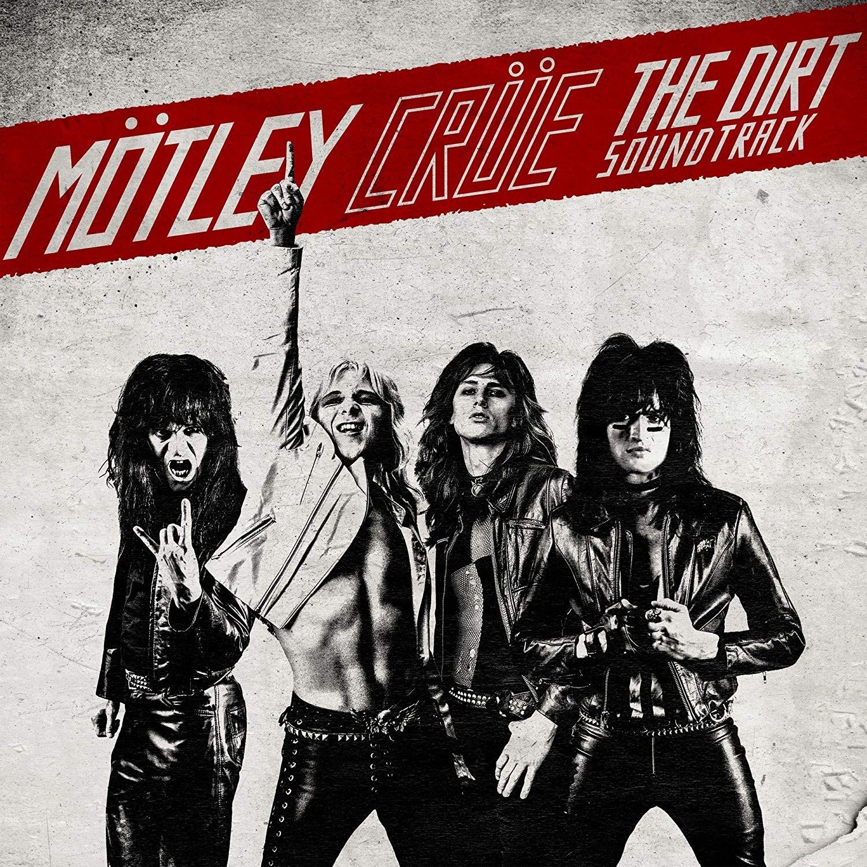 Motley Crue - Dirt: Original Soundtrack 2XLP  Vinyl
