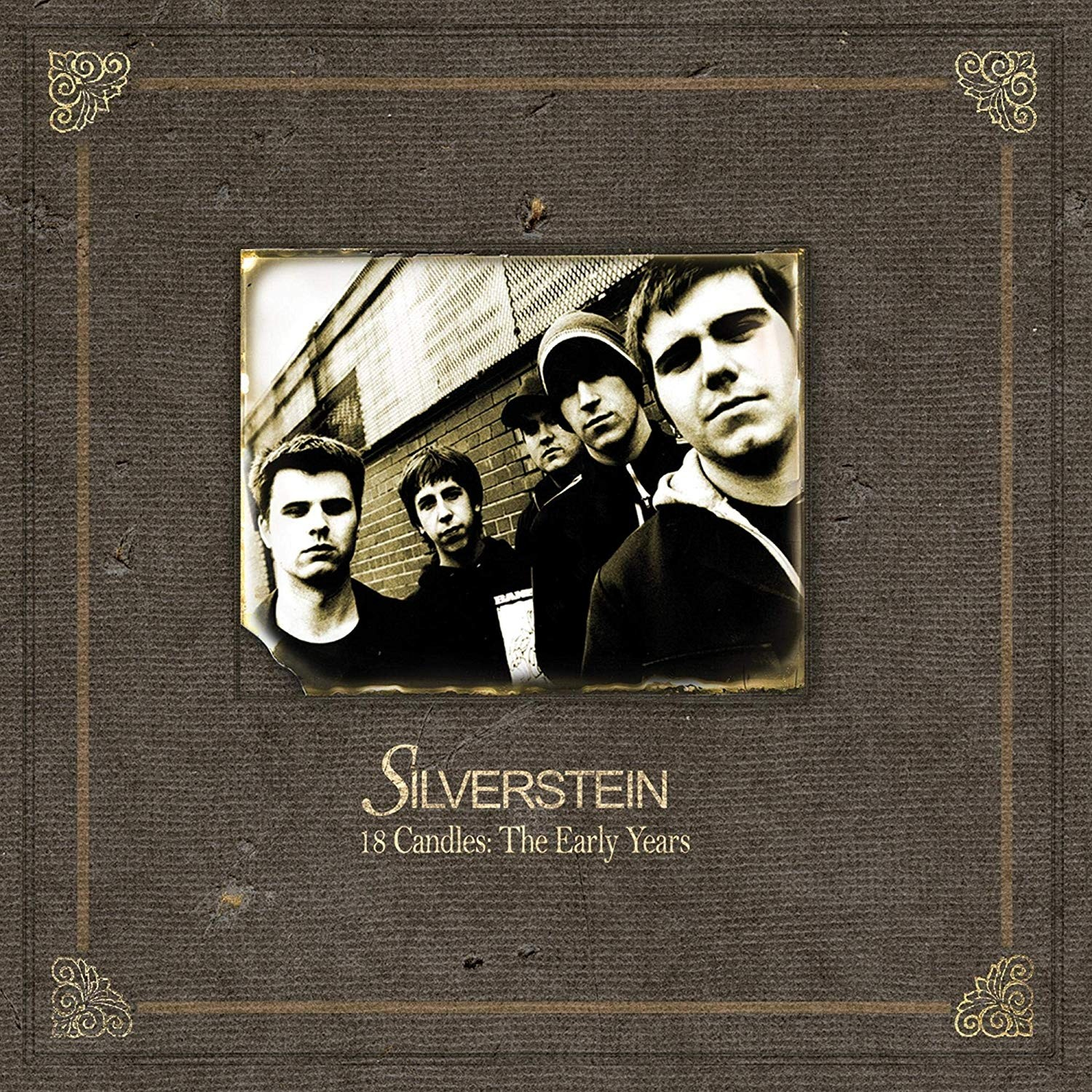 Silverstein - 18 Candles: The Early Years 2XLP Vinyl