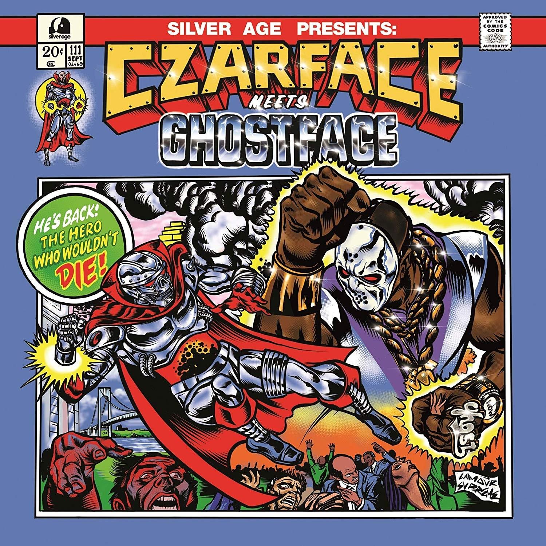Czarface - Czarface Meets Ghostface Vinyl LP