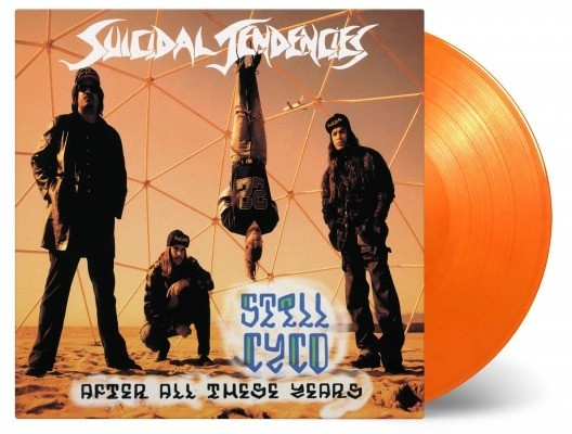 Suicidial Tendencies - Still Cyco After All These Years (Flaming Orange) Vinyl LP
