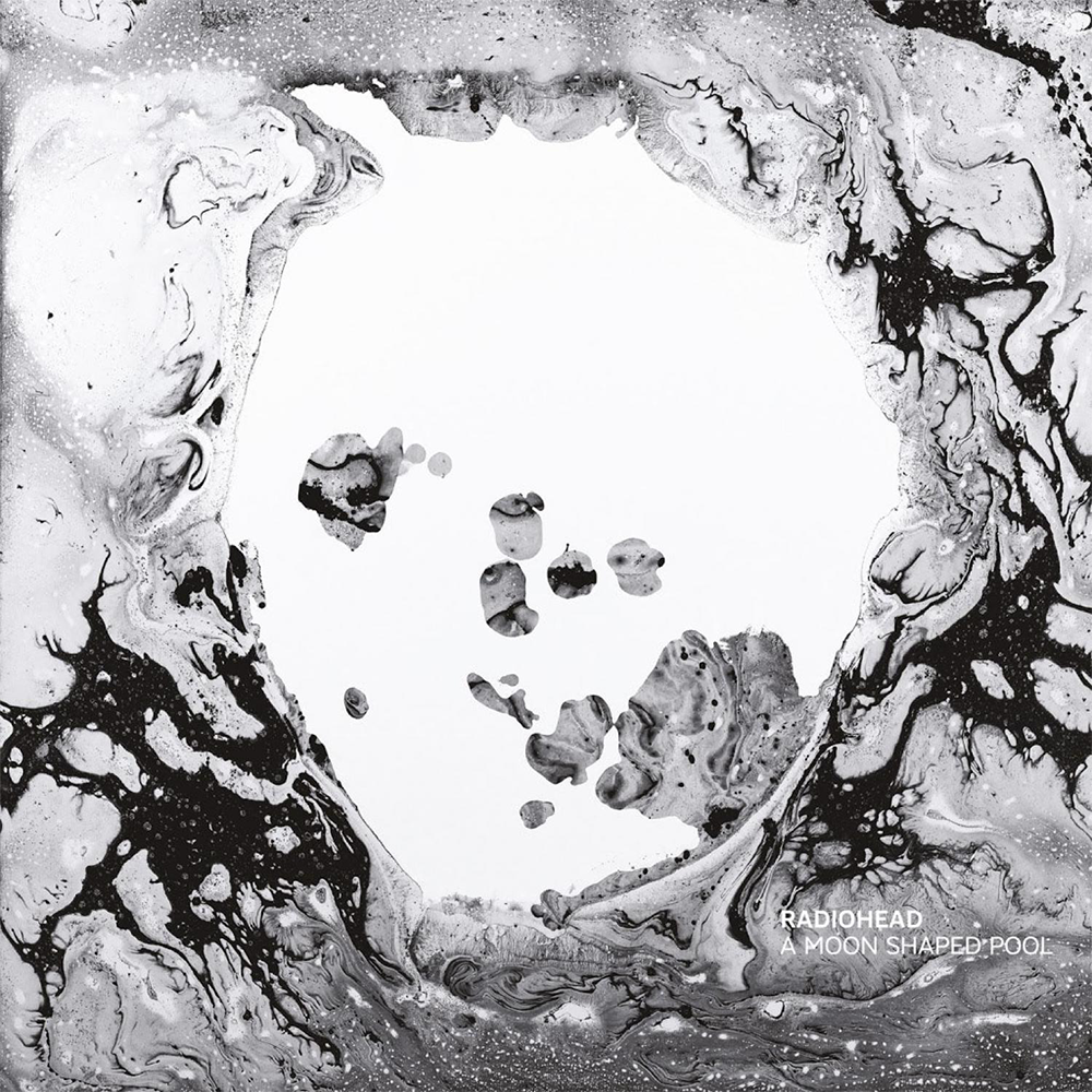 Radiohead - A Moon Shaped Pool 2XLP (Vinyl Record)