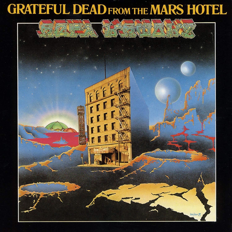 The Grateful Dead - From The Mars Hotel 2XLP vinyl