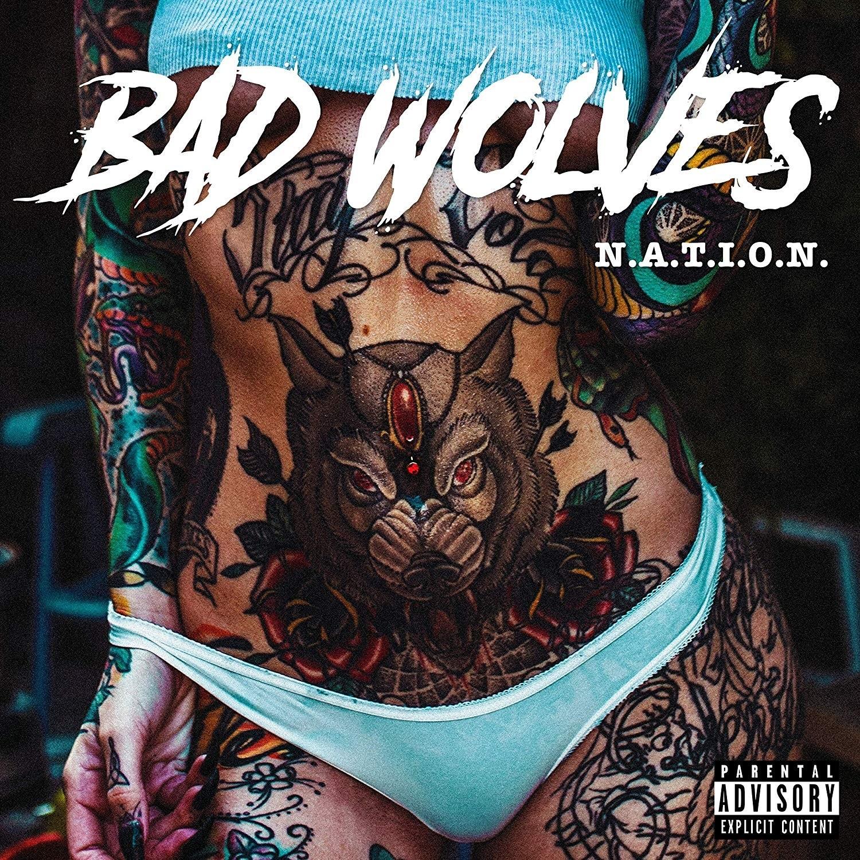 Bad Wolves - N.a.t.i.o.n. LP