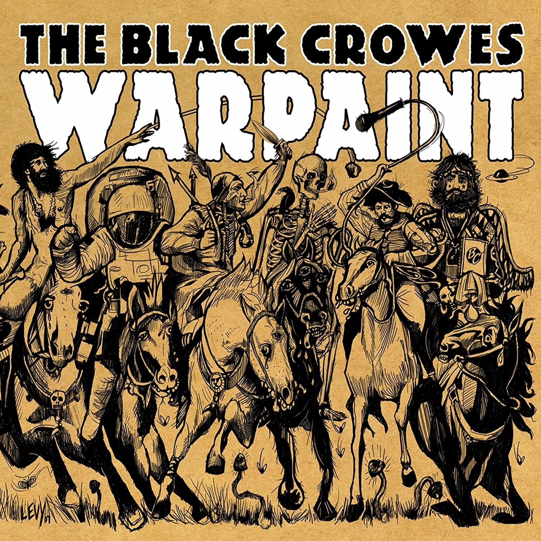 The Black Crowes - Warpaint (Blue) LP
