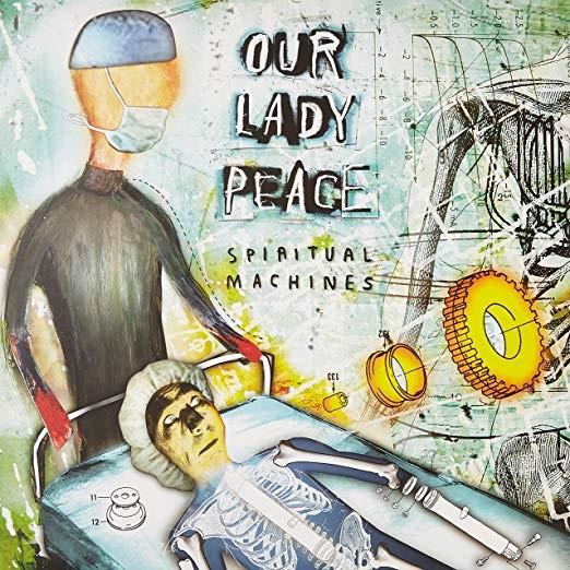Our Lady Peace - Spiritual Machines 2XLP vinyl