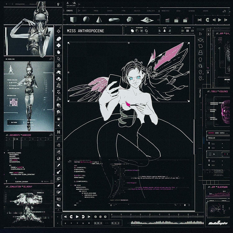 Grimes - Miss Anthropocene Vinyl LP