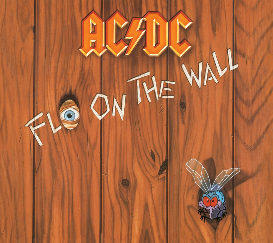 AC/DC - Fly On The Wall LP
