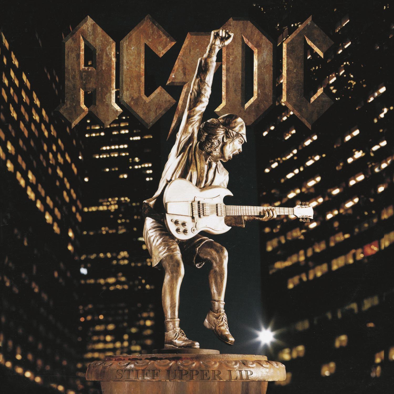 AC/DC - Stiff Upper Lip LP