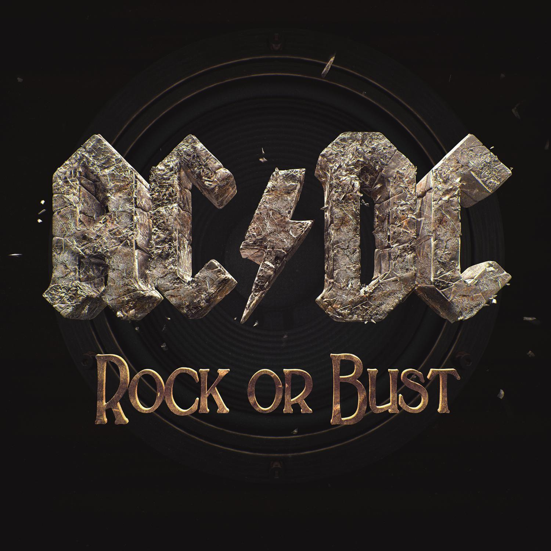 AC/DC - Rock Or Bust LP