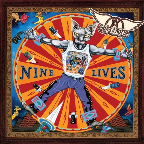 Aerosmith - Nine Lives 2XLP vinyl