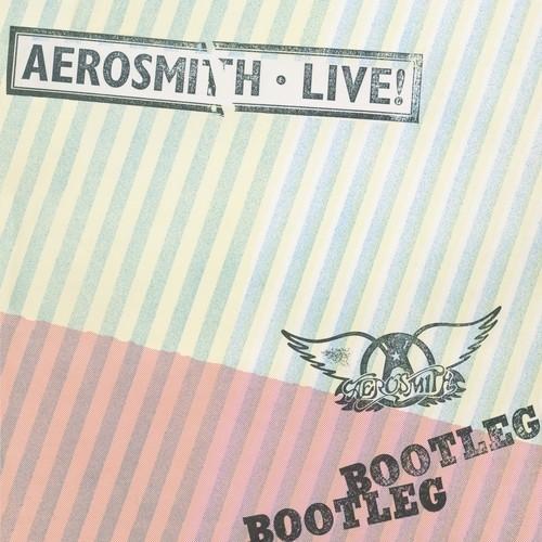 Aerosmith - Live! Bootleg Vinyl LP