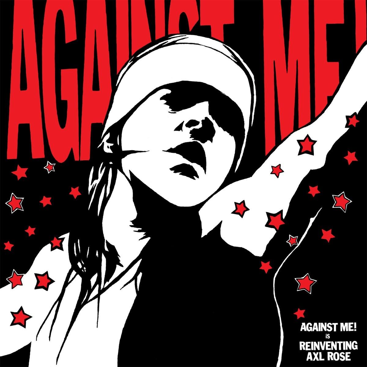 Against Me! - Reinventing Axl Rose Vinyl LP