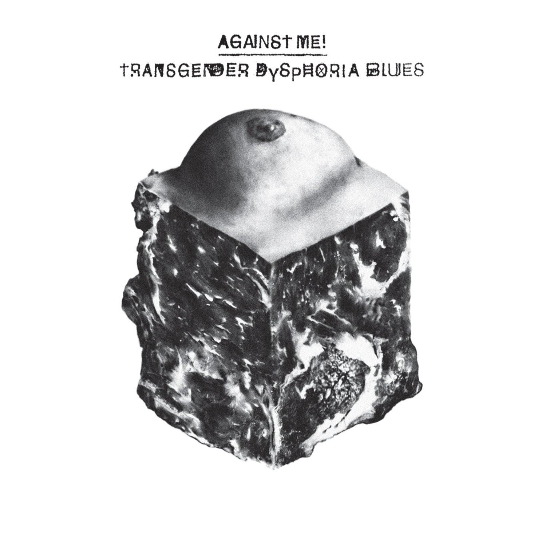 Against Me! - Transgender Dysphoria Blues (Blue) LP