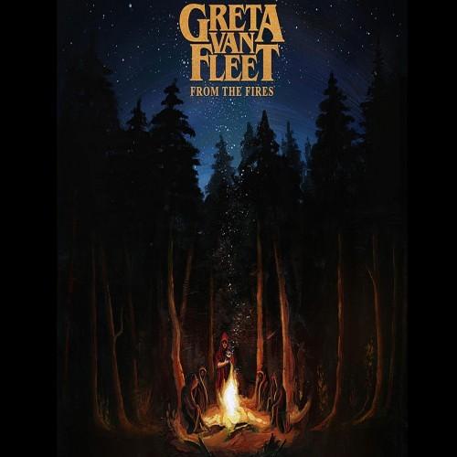 Greta Van Fleet - From The Fires (2019 Record Store Day) Vinyl LP