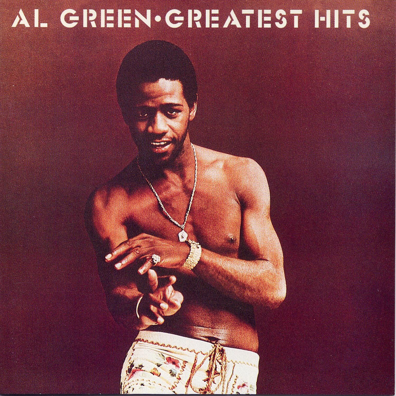 Al Green - Greatest Hits LP