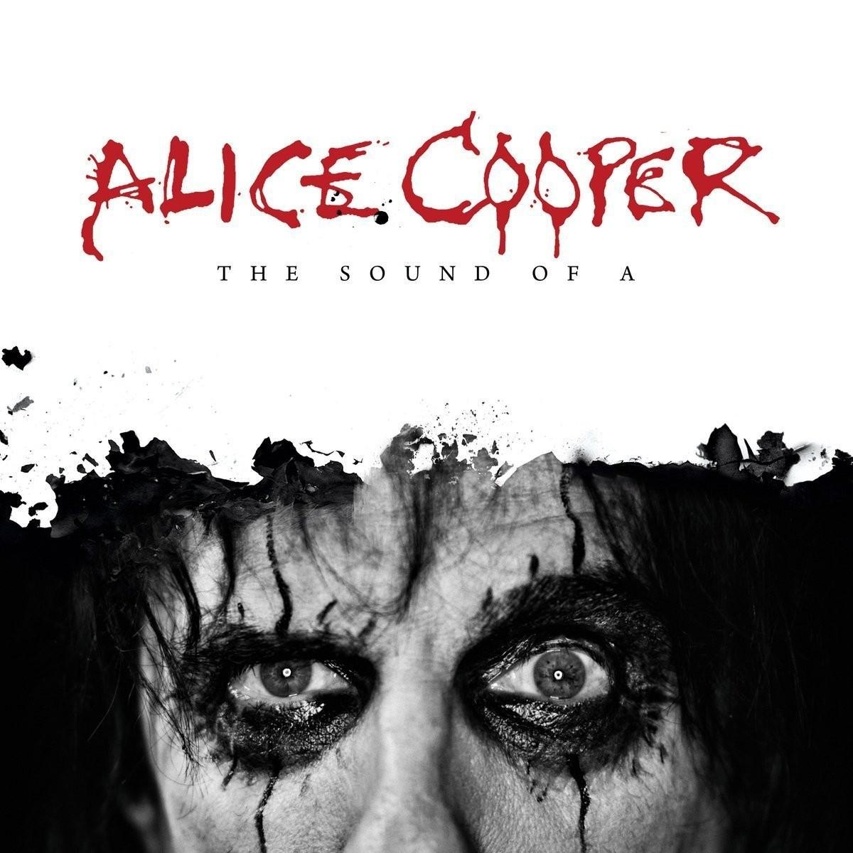 "Alice Cooper - The Sound Of A 10"" Vinyl"