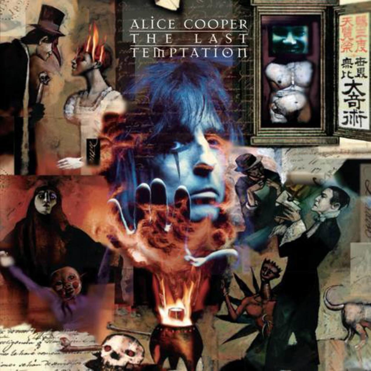 Alice Cooper - The Last Temptation LP