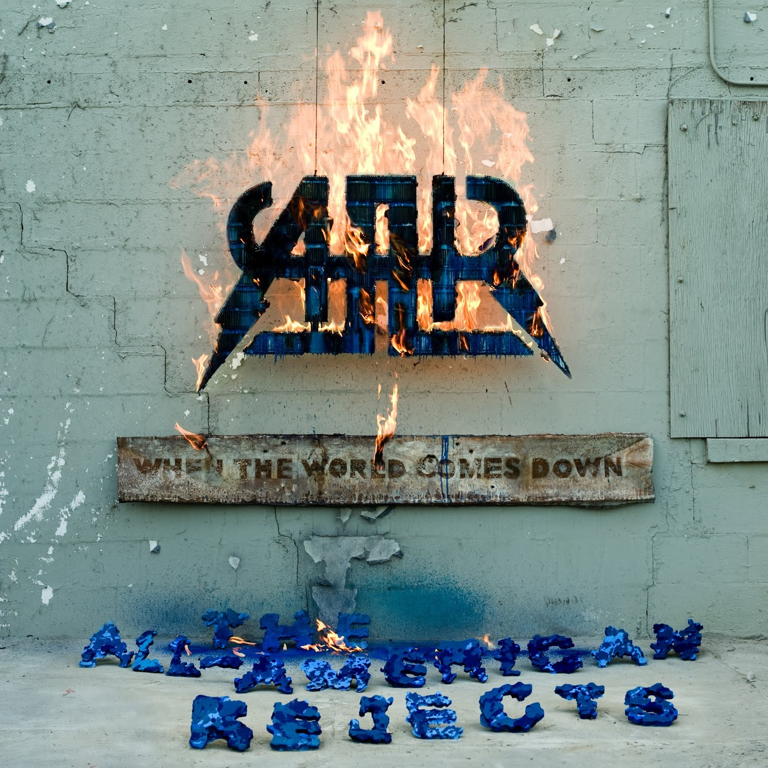 All American Rejects - When The World Comes Down LP